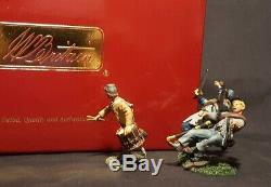 W. Britain American Civil War 17631 5th Virgina Infantry Wounded Britains