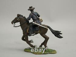 W. Britain American Civil War Brigadier General John Buford Mounted 17487 CIB