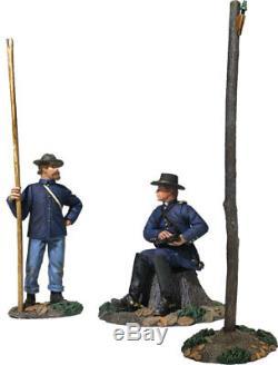 W. Britain American Civil War U. S. Telegraphy Corps Set No. 1 31281 Union