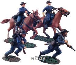 W. Britain Civil War Chosen Ground Command Set #3 Keith Rocco Art of War 31074