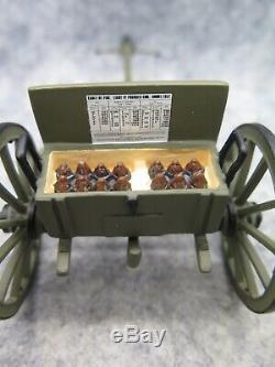 W Britain Civil War Toy Soldiers Union Limber Set 17930 (#13)