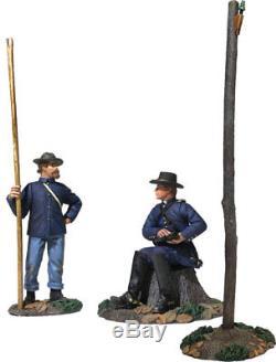 W. Britain Civil War U. S. Telegraphy Corps Set No. 1 #31281