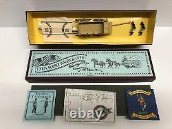 W Britain Toy Soldiers Civil War UNION SUPPLY & CREW Set #8873
