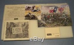 W. Britains / Ertl American Civil WarThe Art of War 54mm #17016 Lone Star Set