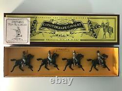 William Britain's 8853 Confederate Cavalry, American Civil War