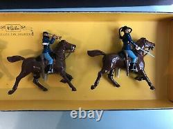 William Britain's 8854 Mounted Union Cavalry from American Civil War mint