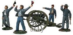 William Britains American Civil War We Hit Em Boys Confederate Parrott Gun 31264