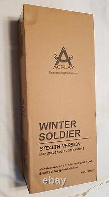 Winter Soldier 1/6 Acplay Figure ATX022 Bucky Captain America Civil War
